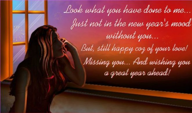 Happy new year 2018 quotes i miss you new year greeting card for description i miss you new year greeting card for him m4hsunfo