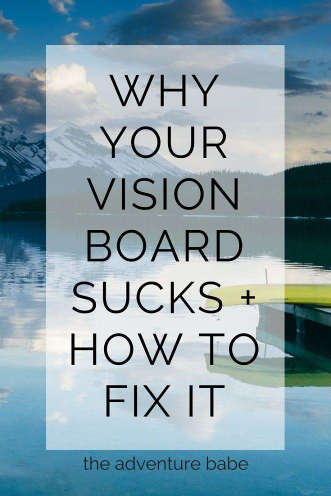 vision board   vision boards   vision board diy   how to ...