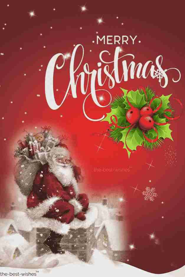 Merry Christmas Wishes :Best Merry Christmas Wishes, Images and Messages  [2019] - QuotesViral.net | Your Number One Source For daily Quotes