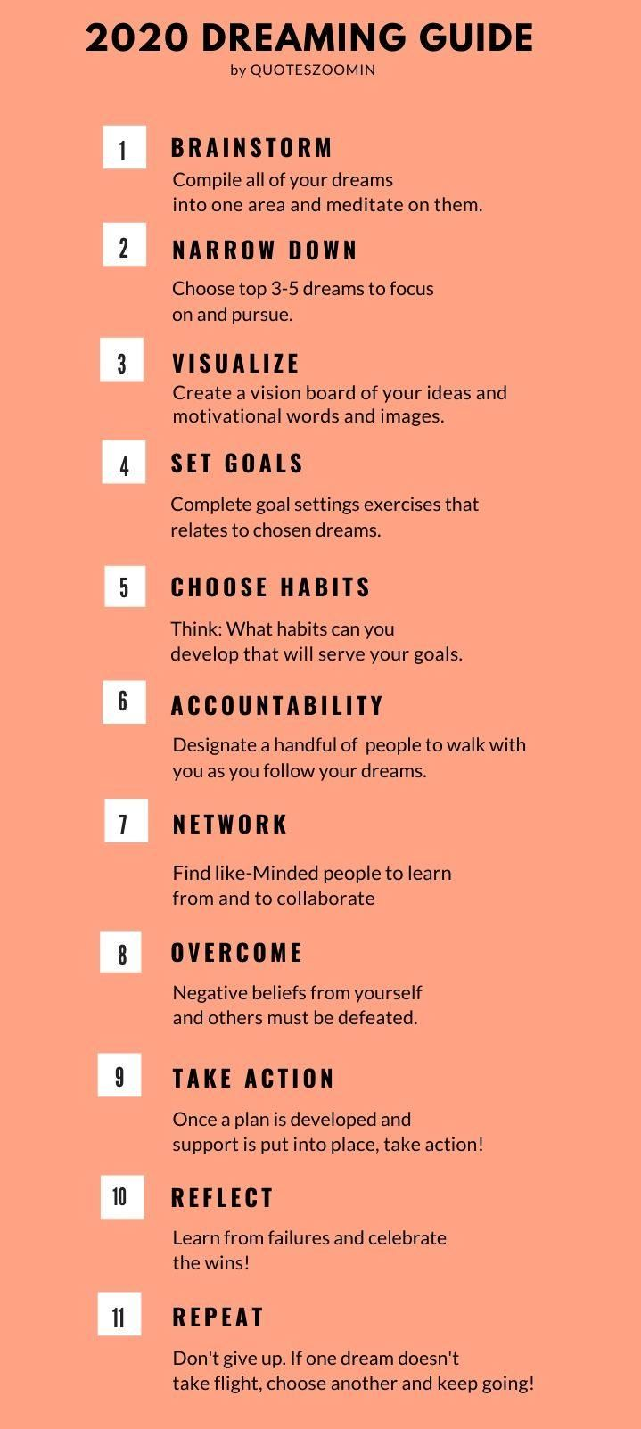 happy new year quotes dreaming guide goals resolutions