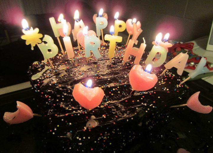 Happy Birthday Wishes Cake Pic