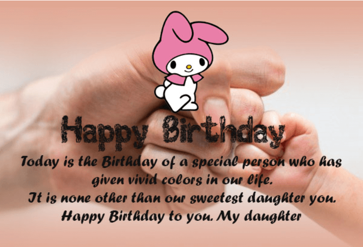 60 Best Happy Birthday Quotes and Sentiments for Daughter     Quotes Yard Birthday Quotes For Daughter