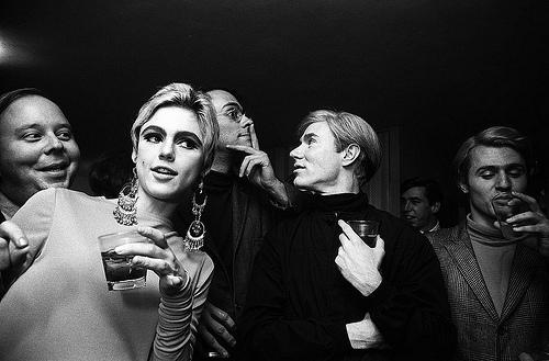 Andy Warhol Edie Sedgwick