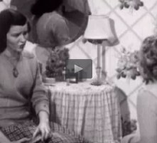 Watch 'Are You Popular?' The Slut-Shaming, Unintentionally Comedic Educational Film from 1947