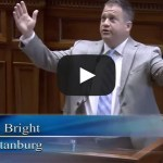 WATCH: S.C. Senator Bright Grandstands on Gay Marriage During Confederate Flag Debate