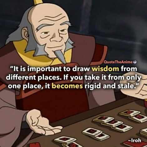10+ Powerful Avatar The Last Airbender Quotes