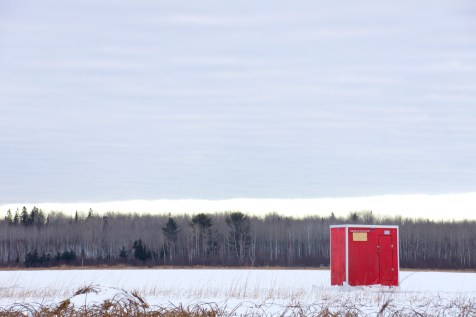 Icehouse, red