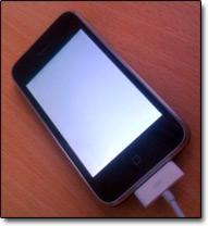 actualites mobile et applications ecran blanc sur vos iphone et ipod touch ecran de la mort