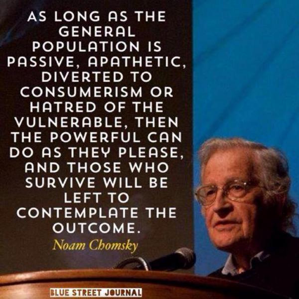 Image result for Chomsky on media images