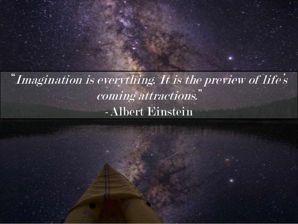 Albert Einstein Imagination Quote Image Imagination Is