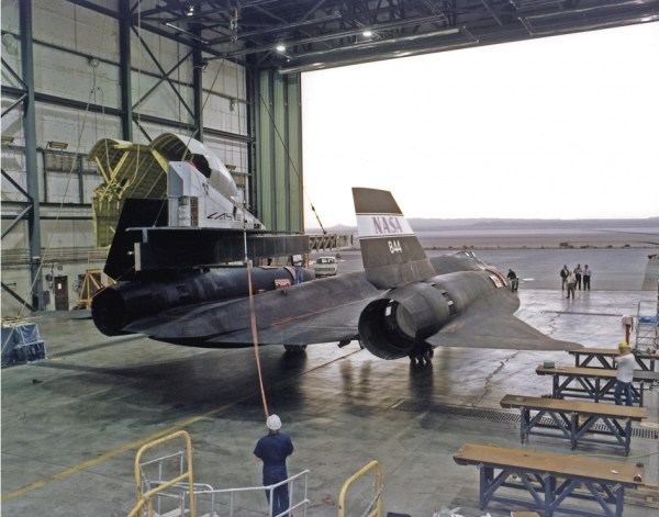"The SR-71 ""Blackbird"" « Quotulatiousness"
