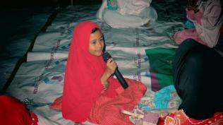 Halo, Aku Raisya dari Sukabumi