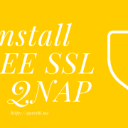 How to install Let's Encrypt on QNAP/NAS | Qureshi