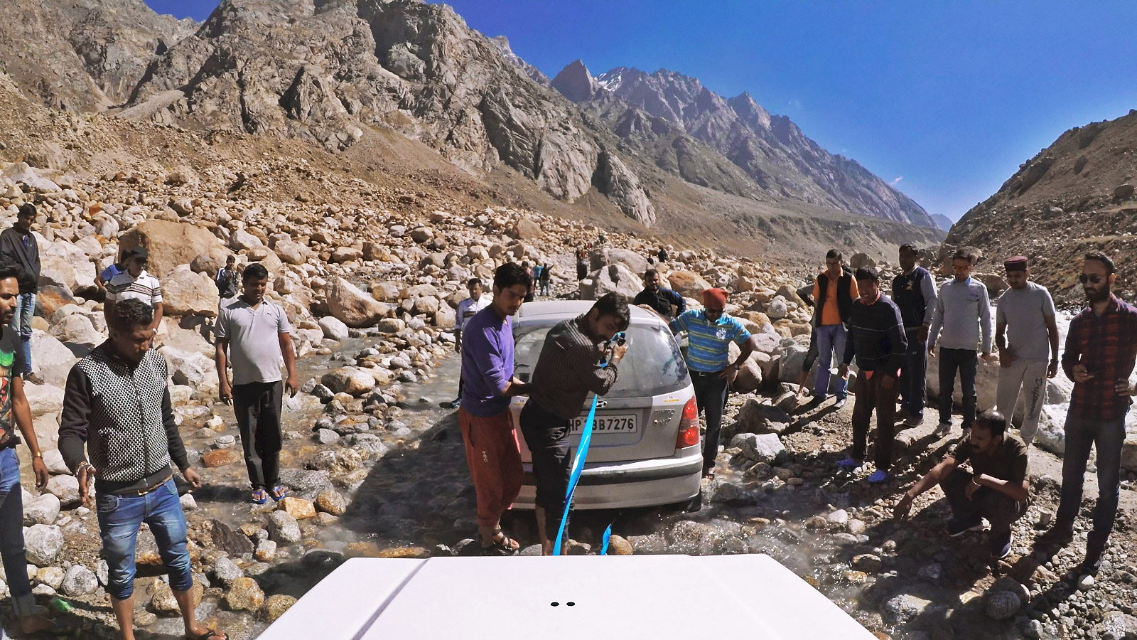 Himalayan Roads by Qurost Creative Solutions
