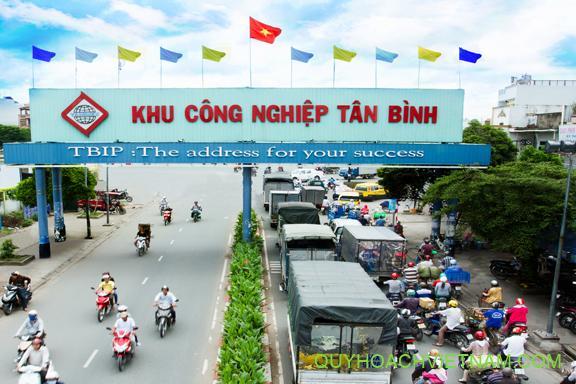 Khu công nghiệp Tân Bình TP HCM