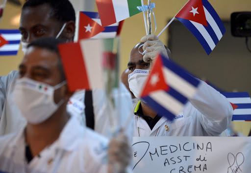 Cuba dispuesta a asesorar a Estados Unidos ante la Covid-19