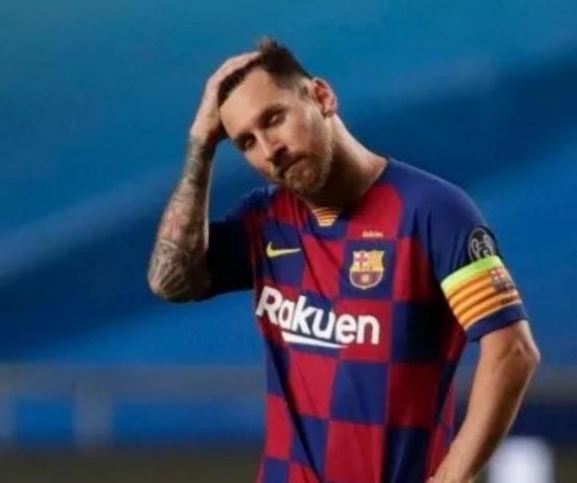 """Rajada de Messi contra el Barca: """"Me voy"""""""