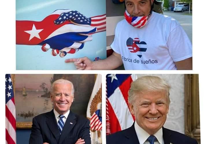 Carlos Lazo exhorta a Trump y Biden a construir puente de amor entre EE.UU. y Cuba