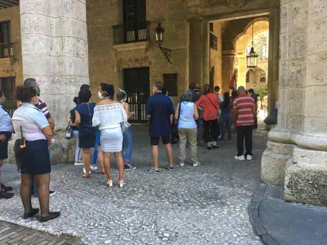 La Habana Vieja se despide de su más grande protector