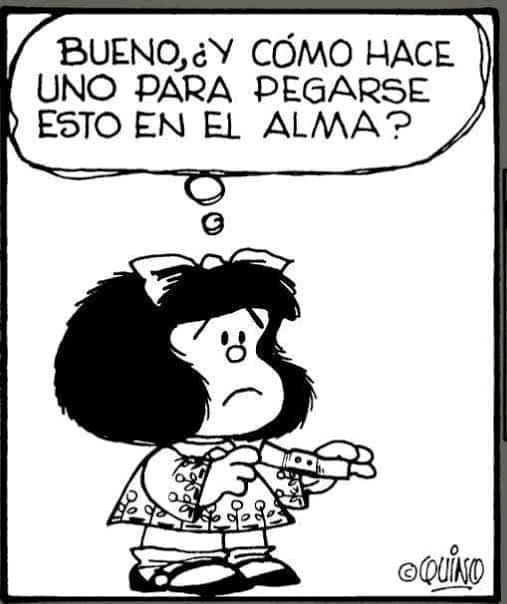 Eternamente, Quino