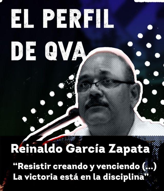 Reinaldo García Zapata, la historia de un gobernador