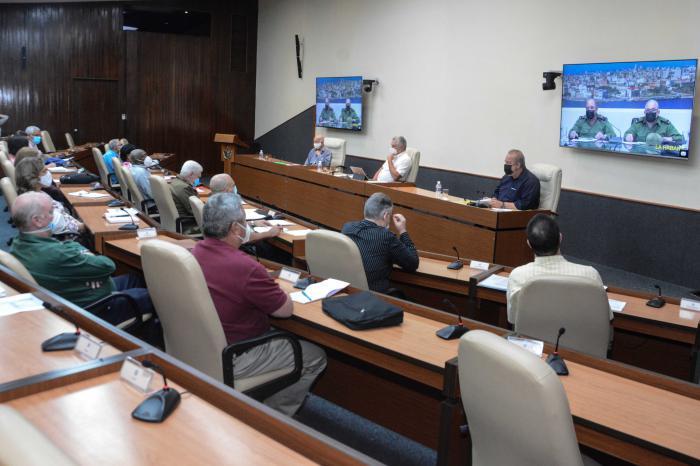 Cuba incrementa medidas para control de la COVID-19