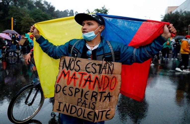 Protestas en Colombia: ¿Repolitización del país?