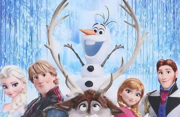 Frozen: la magia congelada