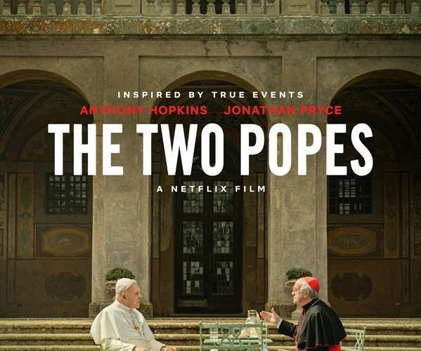 The two popes y los dramas de la iglesia católica