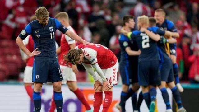 Una Dinamarca anestesiada ¿Qué pasó tras Christian Eriksen?