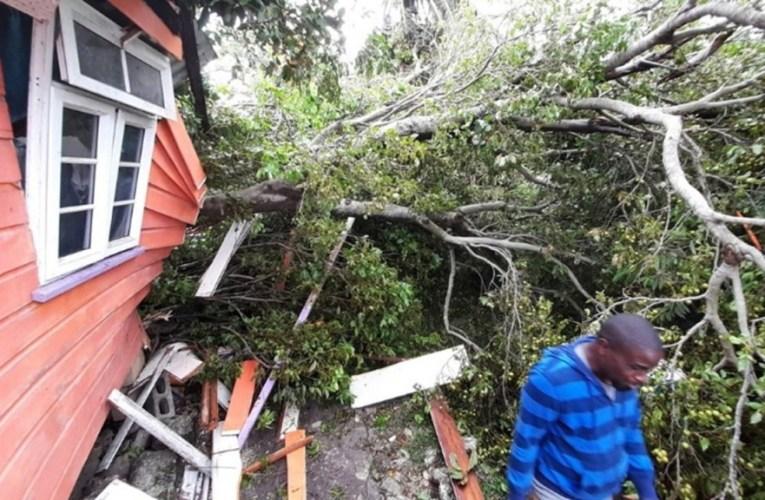 Entérate de los daños provocados por Elsa en el Caribe