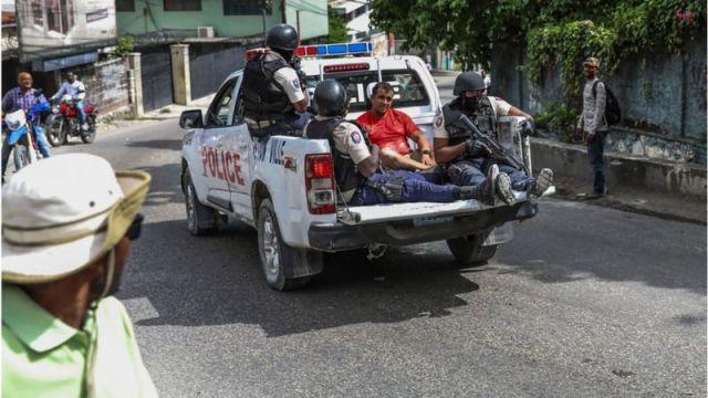 Militares colombianos entre asesinos de Jovenel Moïse