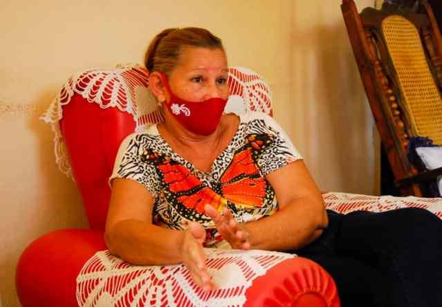 María Celia: una vida que no pudo robarse la pandemia
