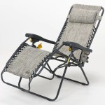Gci Outdoor Freeform Zero Gravity Chair With Leg Rest Technology Qvc Com
