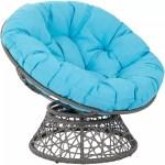 Papasan Chair With Cushion By Ospd Qvc Com