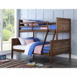 Twin Over Full Artesian Bunk Bed Qvc Com