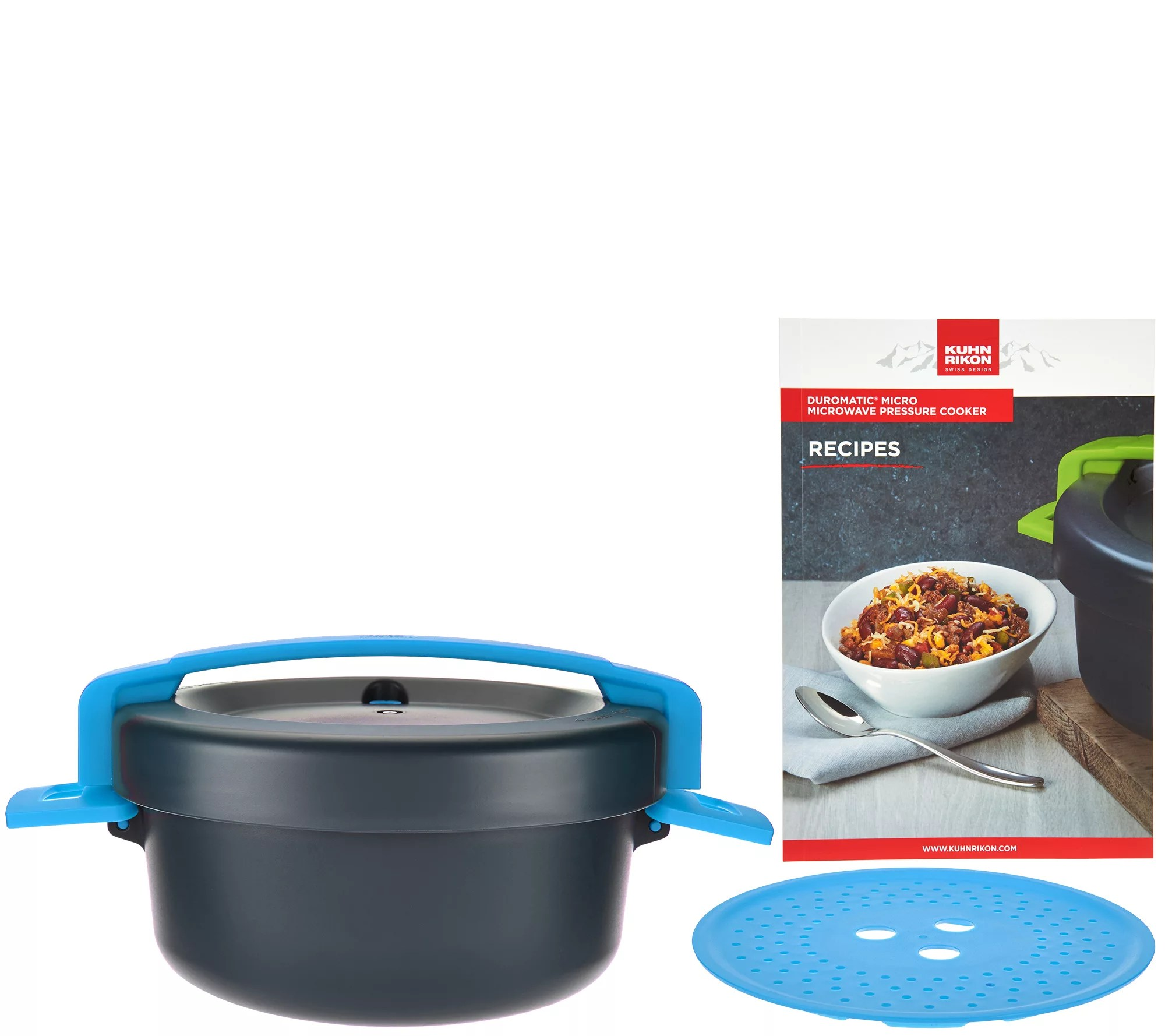 kuhn rikon microwave pressure cooker qvc com