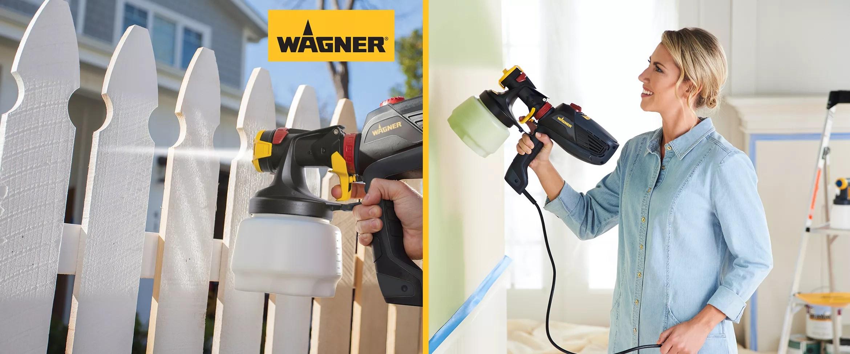 Wagner Flexio I Spray Paint Sprayer