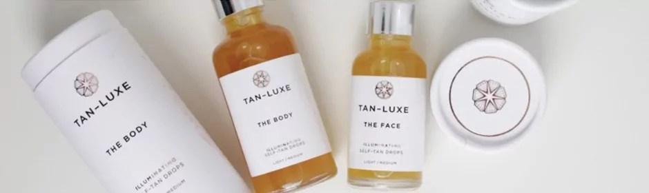 TAN LUX The Body & The Face Illuminating Self-Tan Drops