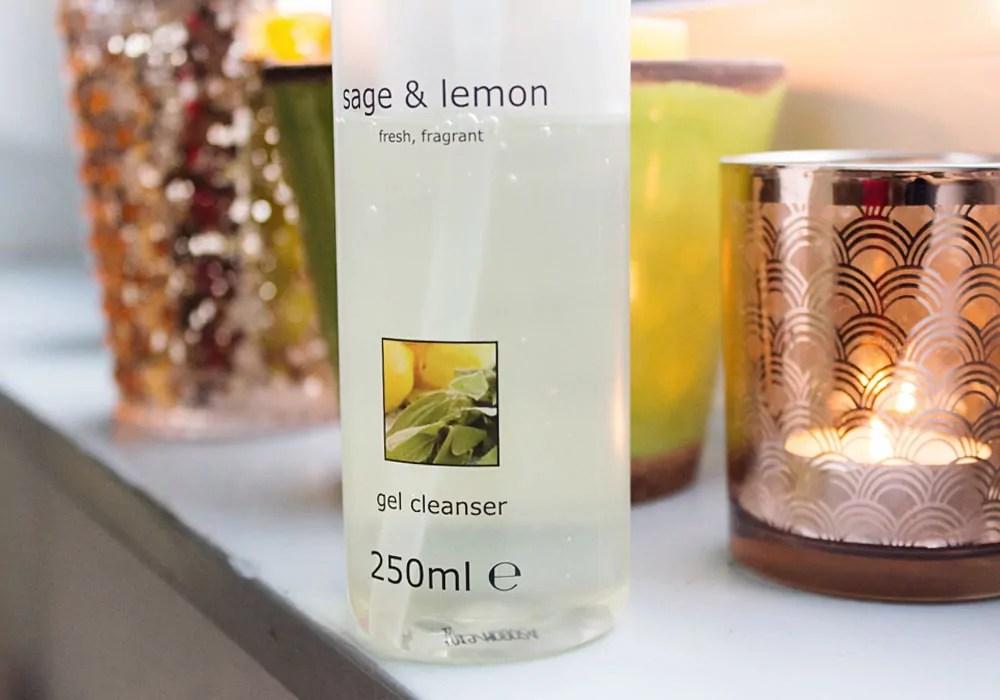 SBC Sage & Lemon Gel Cleanser
