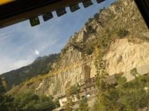 Vistas del tren