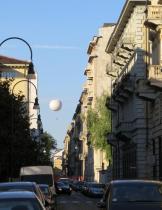Globo aerostático Torino