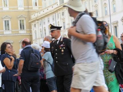 Gente en Roma - Piazza Navona