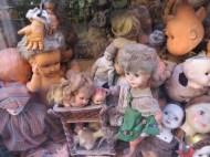 muñecas viejas - Roma