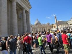 Vaticano - Basilica de San Pedro