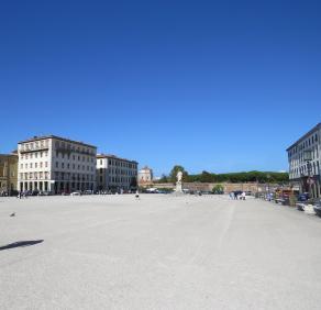 Piazza della Repubblica - Livorno