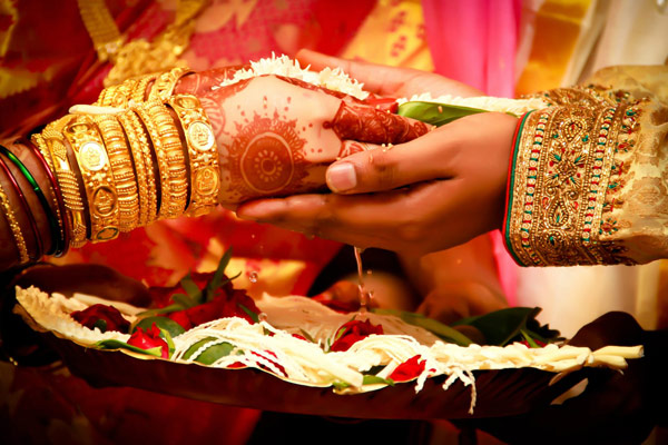 indian marriage system love arrange