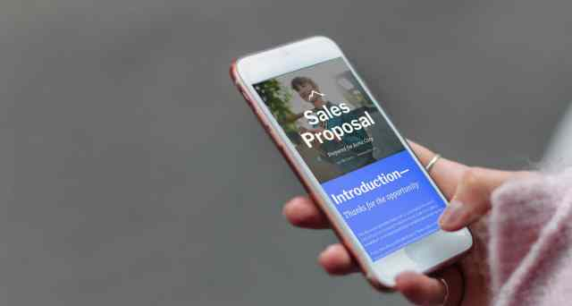 sales-proposal-template-iphone