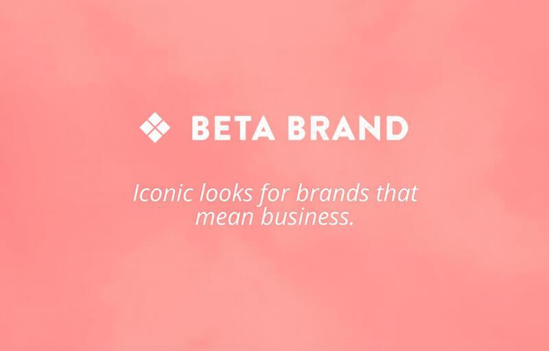 Branding Agency Brochure Template