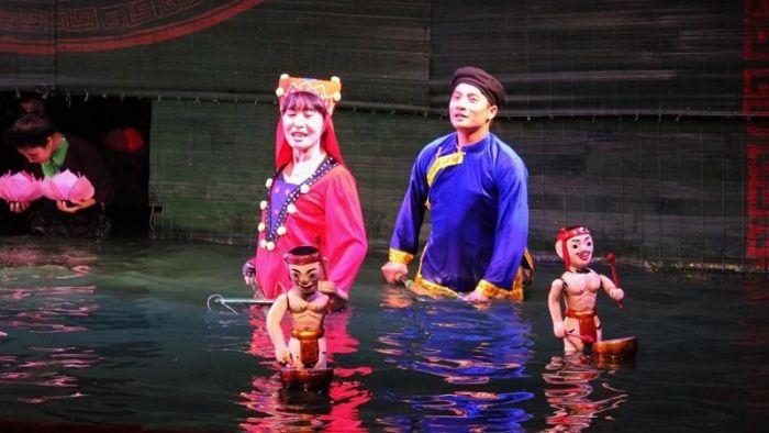Кукольный театр на воде (Вьетнам)